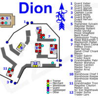 карта Диона л2