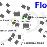карта Флорана л2