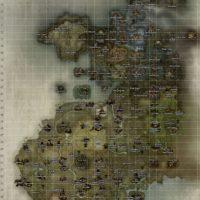 Карта л2 interlude с координатами
