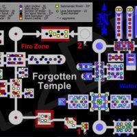 Карта Forgotten Temple Lineage 2