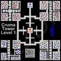 Карта крумы 2 этаж
