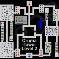 Карта крумы 1 этаж